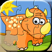 Dino Puzzle - Dinosaur Games for Kids and Toddlers