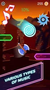 Beat Ball Hop: Music Tiles Screenshot
