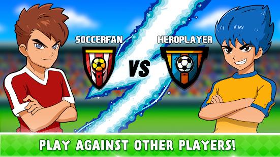 Soccer Hero 2019 - RPG Football Manager Screenshot