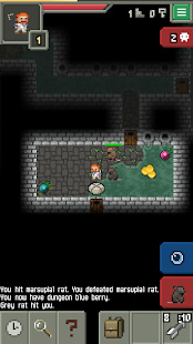 Sprouted Pixel Dungeon Screenshot