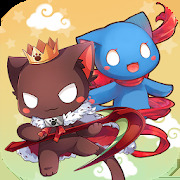 Cats King - Dog Wars: RPG Summoner Cat Game