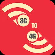 Play 3G To 4G Converter Prank Free on PC