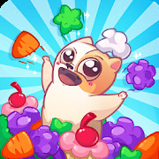 Sweety Kitty: Match-3 Game