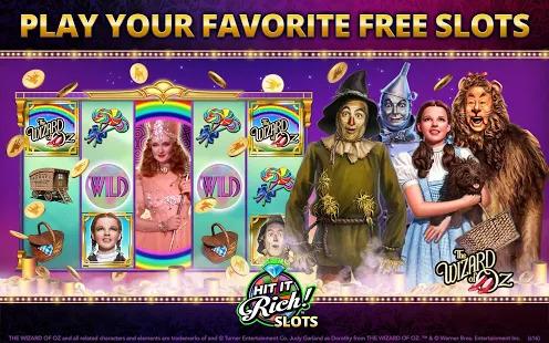 Hit it Rich! Free Casino Slots Screenshot