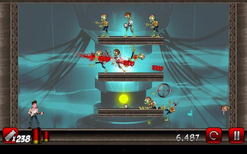 Stupid Zombies 2 Screenshot