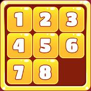 15 Number Puzzle - Slide Block Puzzle