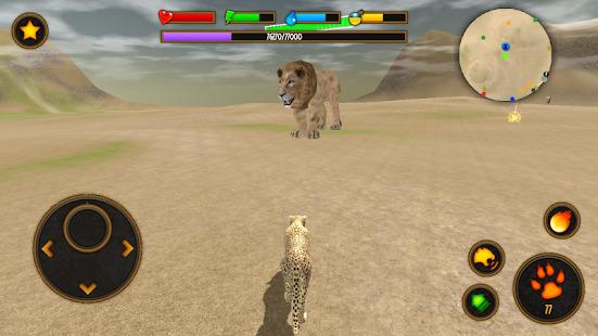 Clan of Cheetahs Screenshot