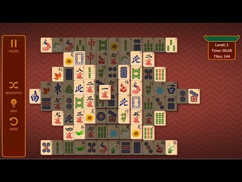 Games lol | Game » Mahjong Solitaire Classic