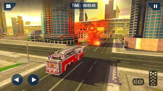 Games lol | Game » American Firefighter Rescue Game 2018