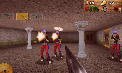 Zombie Doom FPS Screenshot