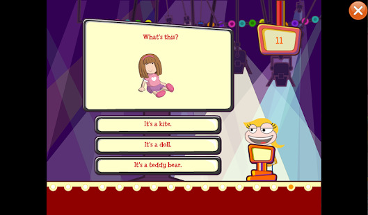 Poptropica English Island Game Screenshot