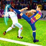 Soccer Fight 2019: Football Players Battles