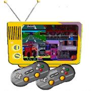 Retro Gamer - Classic Old Shcool Games (16-bit)