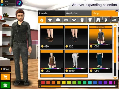 Avakin - 3D Avatar Creator Screenshot
