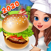 Cook Fast Madness - Restaurant Cooking Games