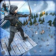Epic Castle Defense Strategy  Battle Simulator