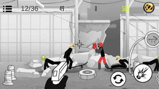 Ragdoll Soldier : Gun & Gun Screenshot