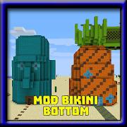 Mod Bikini Bottom : Blocky Underwater Town