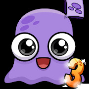 Moy 3 🐙 Virtual Pet Game
