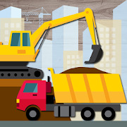 Kids Construction Game: Educational games for kids