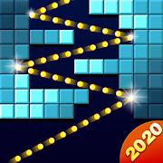 Bricks Balls Action - Bricks Breaker Puzzle Game