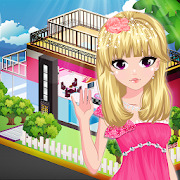 Girl Doll House - Room Design And Decoration Games