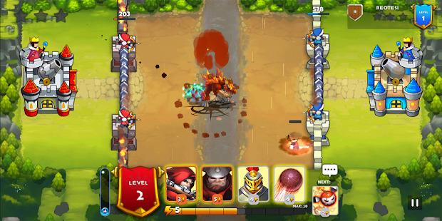 King Rivals: War Clash - PvP multiplayer strategy Screenshot