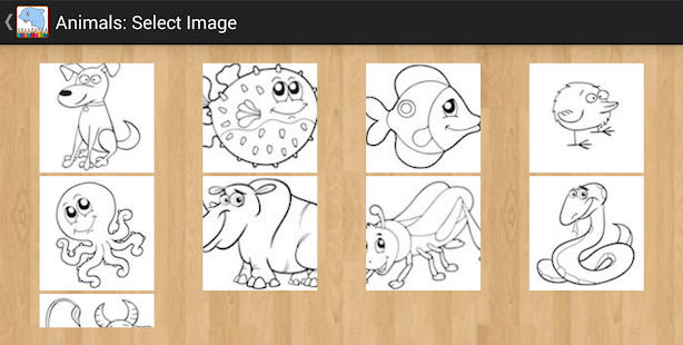 Games.lol | Game » Animal Coloring Pages
