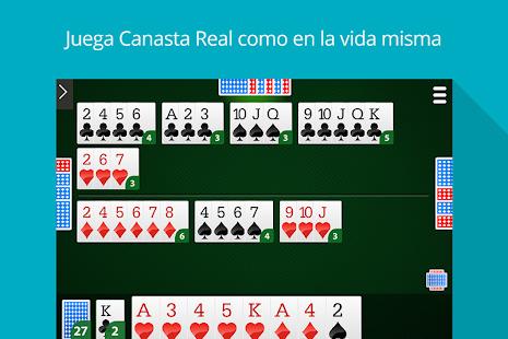 Canasta Real Screenshot