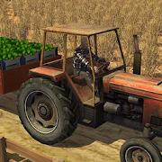 Farm Transport Tractor Driver