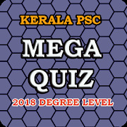 Kerala PSC  Mega Question Bank -MCQ Quiz
