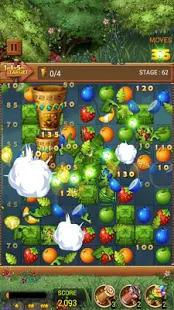 Fruits Forest : Rainbow Apple Screenshot