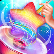Cotton Candy - Carnival Food Maker Games
