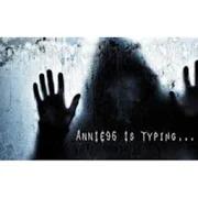 Annie96 is typing...