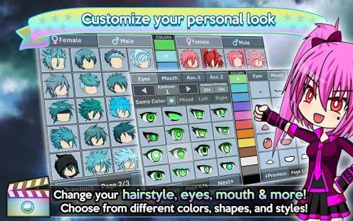 Gacha Studio (Anime Dress Up) Screenshot