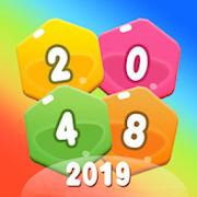 2048 Block Puzzle - Hexa Block, Hexic Tile Match