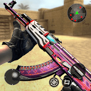 Crime Strike CS: Counter Terrorist Gun Shooter 3D