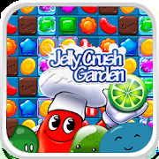 Jelly Crush Garden