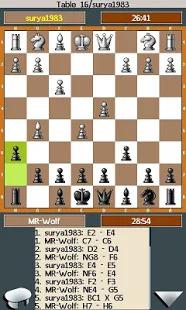 JagPlay Chess online Screenshot