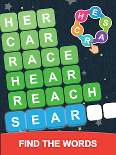 Word Search: Unscramble words Screenshot