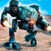 Robots Tanks of War - Transformation Fighting