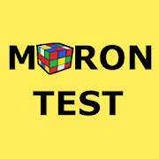 Moron test: Are you an idiot Show your wits