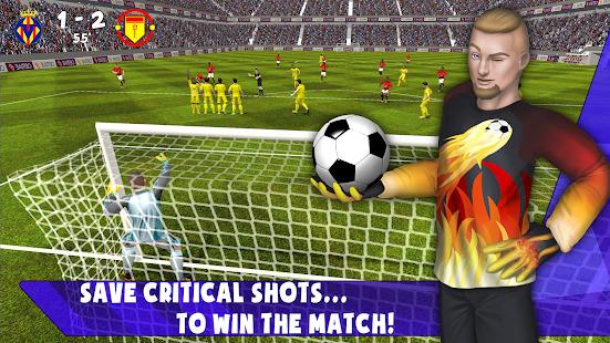 Soccer Goalkeeper 2019 - Soccer Games Screenshot