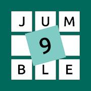 9 Letter Jumble - Anagram word challenge