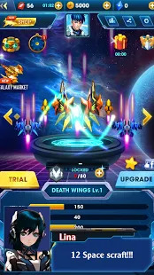 Galaxy Shooter - Space shooter adventure Screenshot