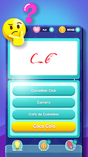 Quizdom - Trivia more than logo quiz! Screenshot