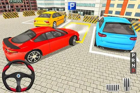 Cozy Car Parking Fun: Free Parking Games Screenshot