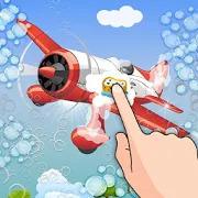 Airplane Flight Cleanup – Kids Games
