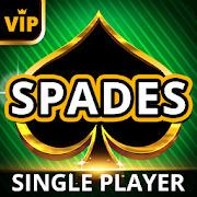 Spades Offline - Single Player