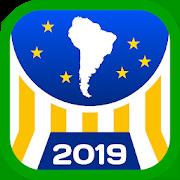 Tabela da Copa América Brasil 2019
